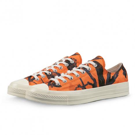 Converse Chuck 70 Ox Classic Camo Tiger, Orange