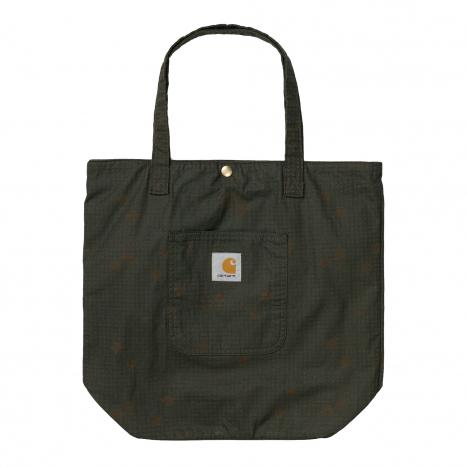 Carhartt WIP Simple Tote Bag Camo Night Combat