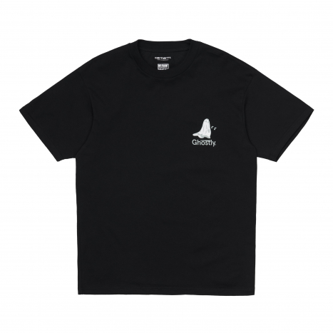 Carhartt WIP Carhartt WIP S/S Ghostly T-Shirt Black