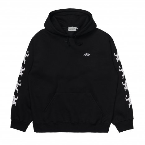 Carhartt WIP Hooded Ninja Tune Sweatshirt Black