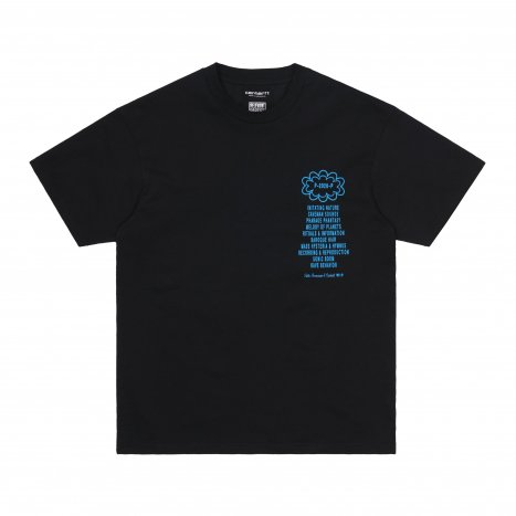 Carhartt WIP S/S Public Possession T-Shirt Black