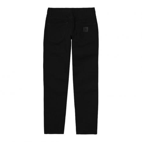 Carhartt WIP Klondike Pant Black Rinsed