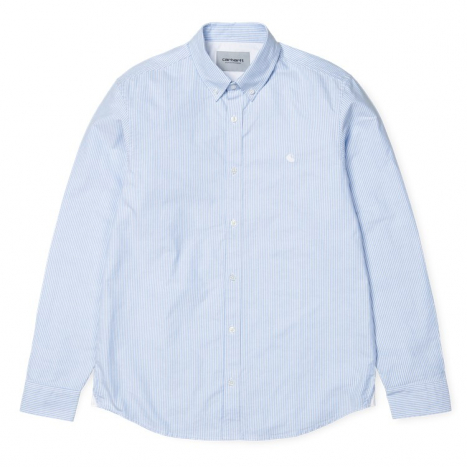 Carhartt WIP L/S Duffield Shirt Bleach