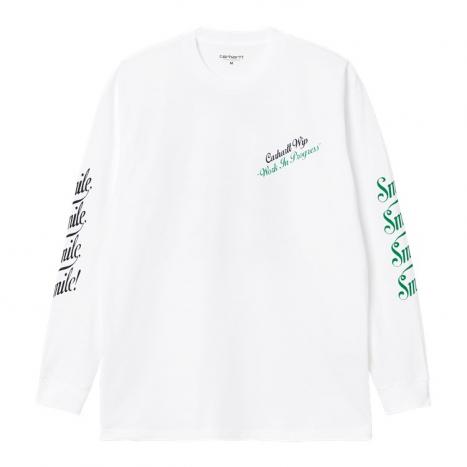 L/S Smile T-Shirt
