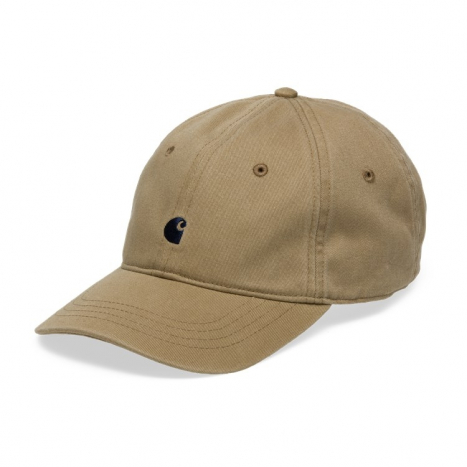 Carhartt WIP Madison Logo Cap Leather