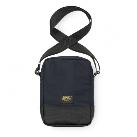 Carhartt WIP Military Shoulder Bag Dark Navy