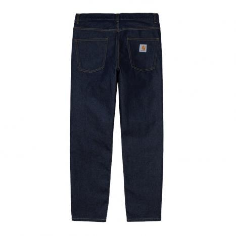 Carhartt WIP Newel Pant Blue rinsed
