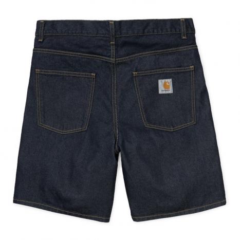 Carhartt WIP Newel Short Blue Rinsed
