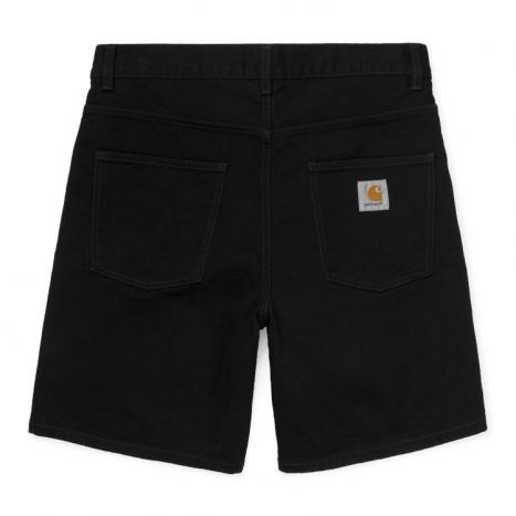 Carhartt WIP Newel Short Black Rinsed