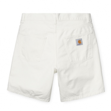 Carhartt WIP Newel Short Newcomb Off-White