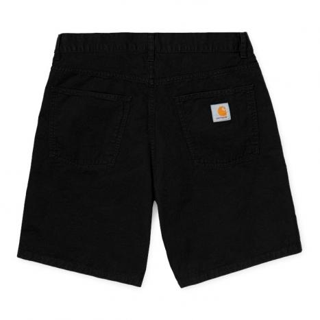 Carhartt WIP Newel Short Newcomb Black
