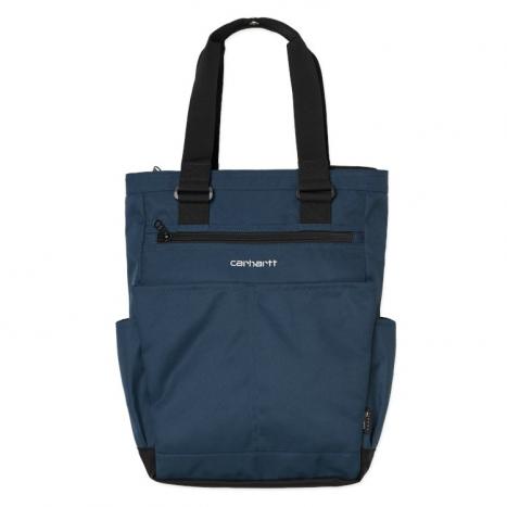 Carhartt WIP Payton Kit Bag Admiral / Black
