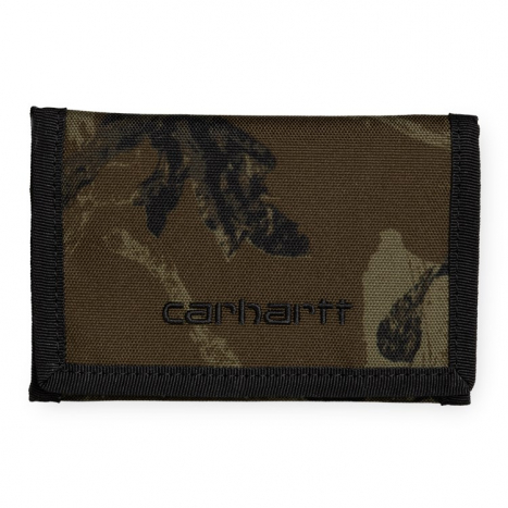 Carhartt WIP Payton Wallet Camo Tree Green