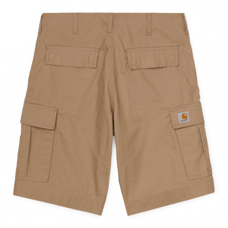 Carhartt WIP Regular Cargo Short Ripstop Leather