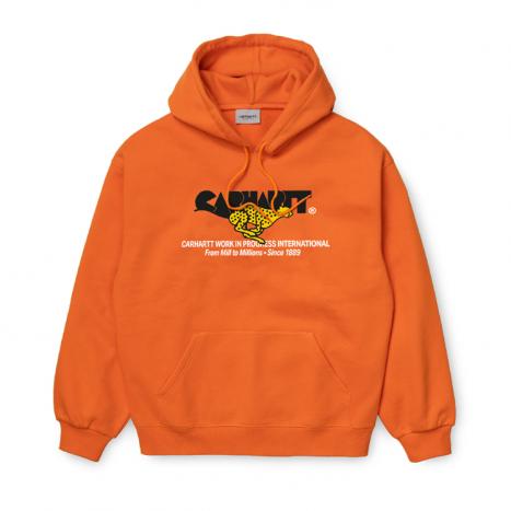 Carhartt WIP Hooded Runner Sweat Hokkaido
