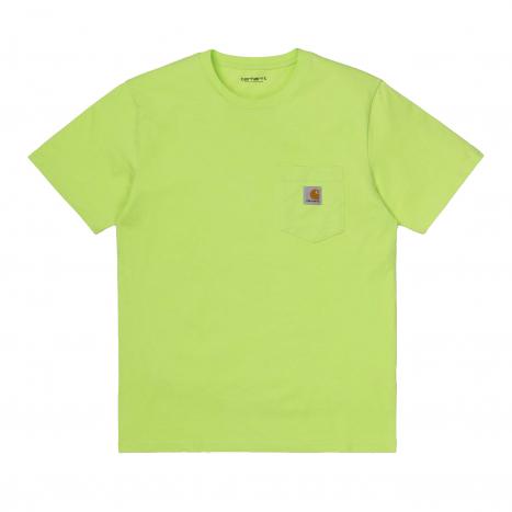 Carhartt WIP S/S Pocket T-Shirt Lime