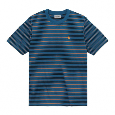 Carhartt WIP S/S Akron T-Shirt Shore