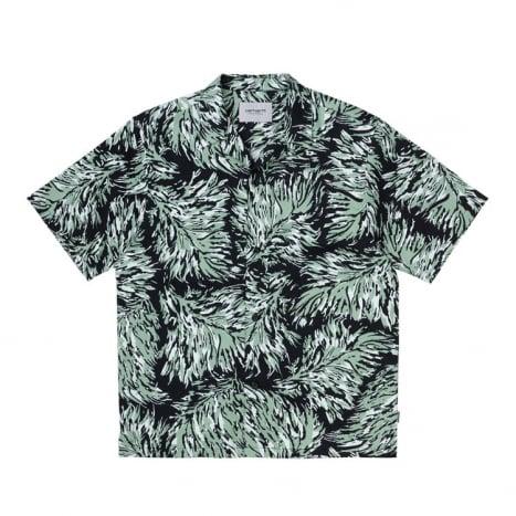Carhartt WIP S/S Hinterland Shirt Black