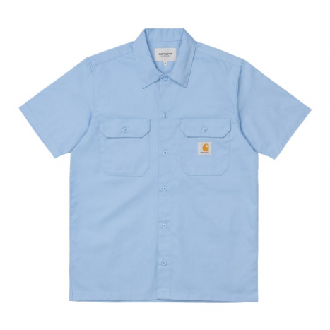 Carhartt WIP S/S Master Shirt Wave