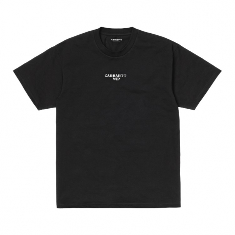 Carhartt WIP S/S Panic T-Shirt Black / White
