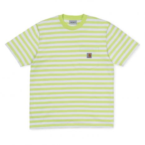 Carhartt WIP S/S Scotty Pocket T-Shirt Lime