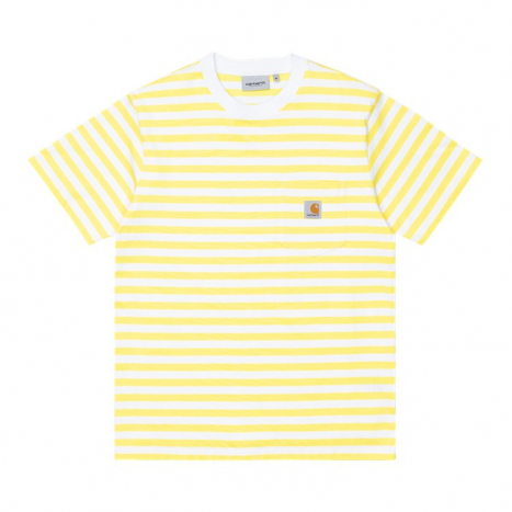 Carhartt WIP S/S Scotty Pocket T-Shirt Limoncello