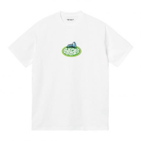 Carhartt WIP S/S Screw T-Shirt White