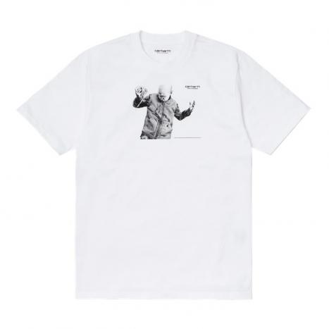 Carhartt WIP S/S Shohei T-Shirt White