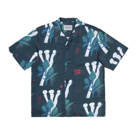 Carhartt WIP S/S Tom Król Flowers Shirt
