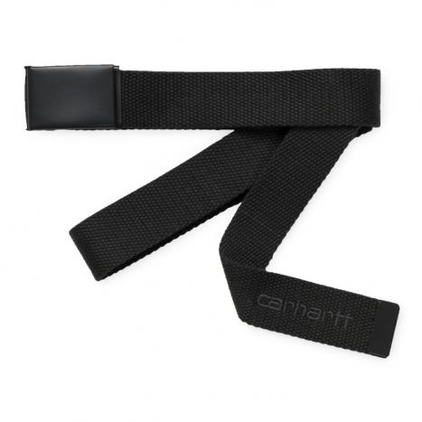 Carhartt WIP Script Belt Tonal Black