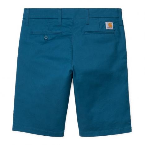 Carhartt WIP Sid Short Moody Blue