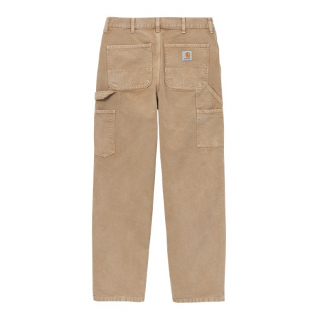 Carhartt WIP Single Knee Pant Org. Dusty H Brown
