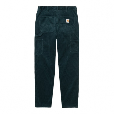 Carhartt WIP Single Knee Pant Cord. Deep Lagoon