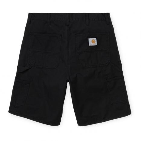 Carhartt WIP Single Knee Short Black