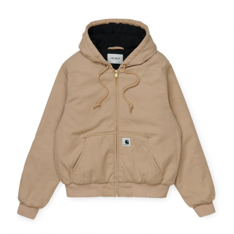 Carhartt WIP W' Active Jacket Dusty H Brown