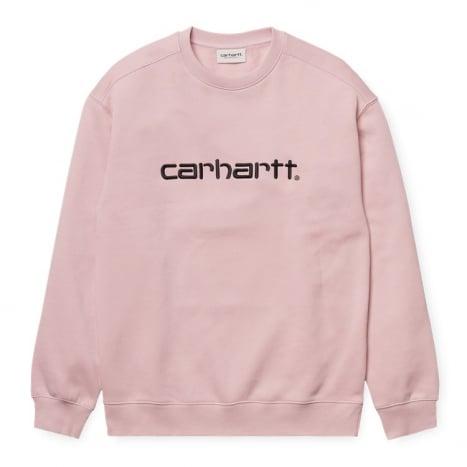 Carhartt WIP W' Carhartt Sweat Frosted Pink