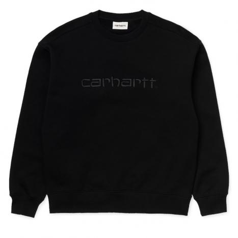 Carhartt WIP W' Carhartt Sweat Black / Black