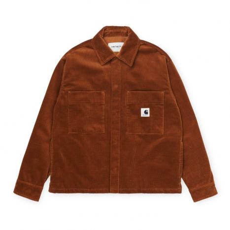 Carhartt WIP W' Foya Shirt Jac Brandy