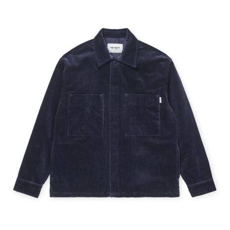 Carhartt WIP W' Foya Shirt Jac Dark Navy