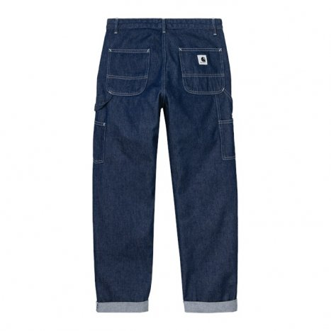 Carhartt WIP W' Pierce Pant Blue Rinsed
