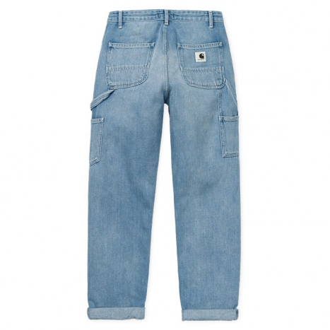 Carhartt WIP W' Pierce Pant light Stone Wash