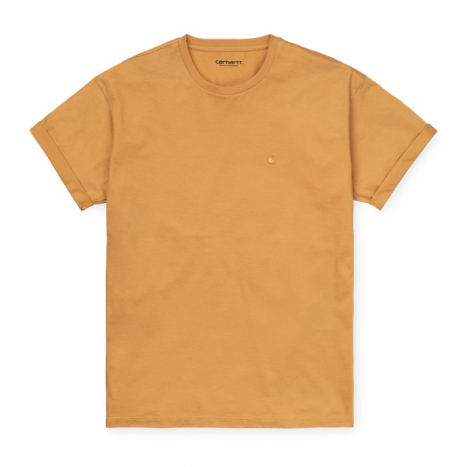 Carhartt WIP W' S/S Chase T-Shirt Winter Sun