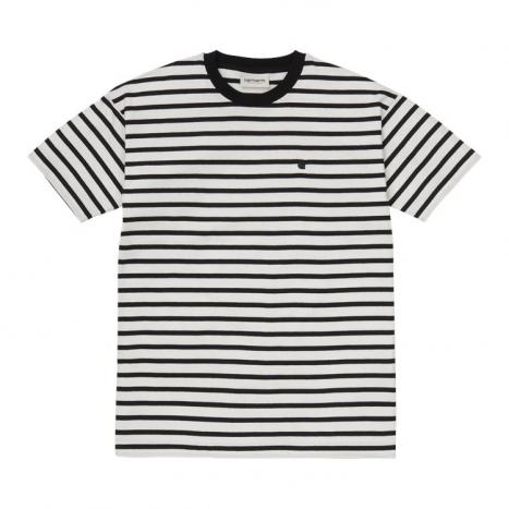 Carhartt WIP W' S/S Robie T-Shirt Wax / Black