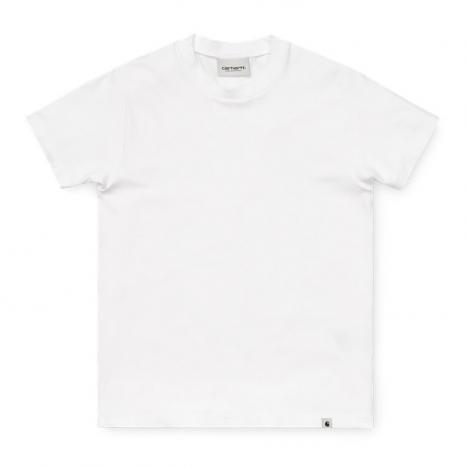 Carhartt WIP W' S/S Seri T-Shirt White