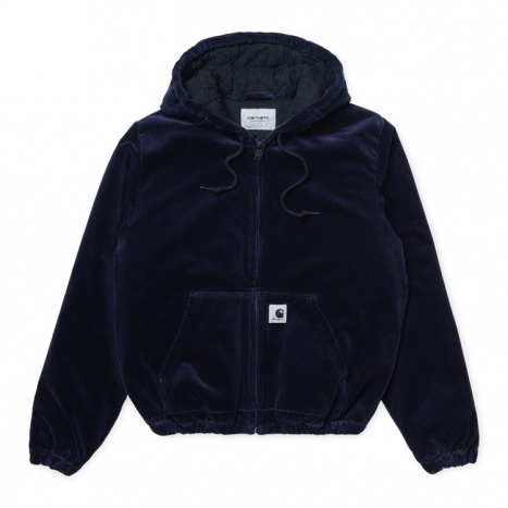 Carhartt WIP W' Timber Jacket Dark Navy