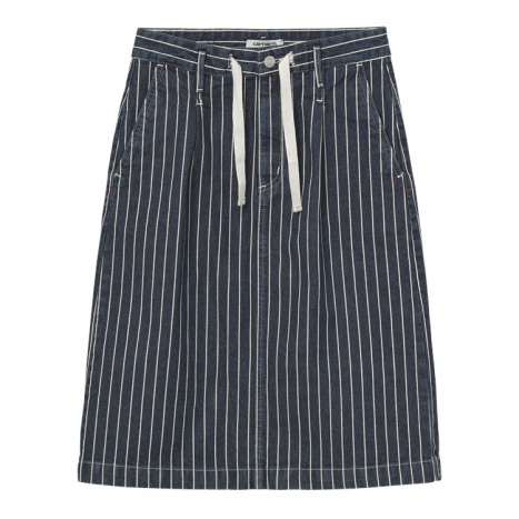Carhartt WIP W' Trade Skirt Dark Navy / Wax