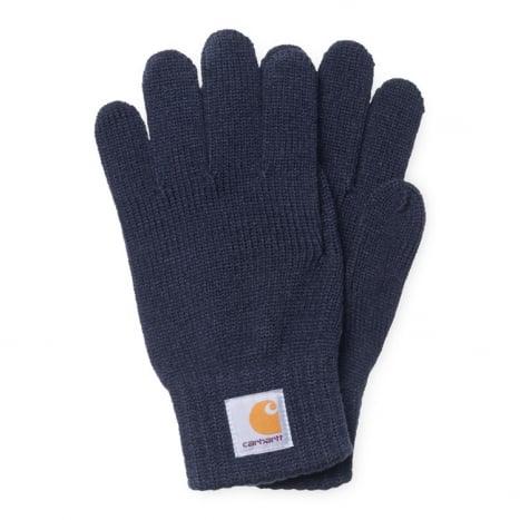Carhartt WIP Watch Gloves Dark Navy