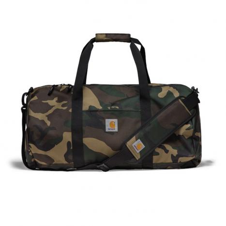 Carhartt WIP Wright Duffle Bag Camo Laurel