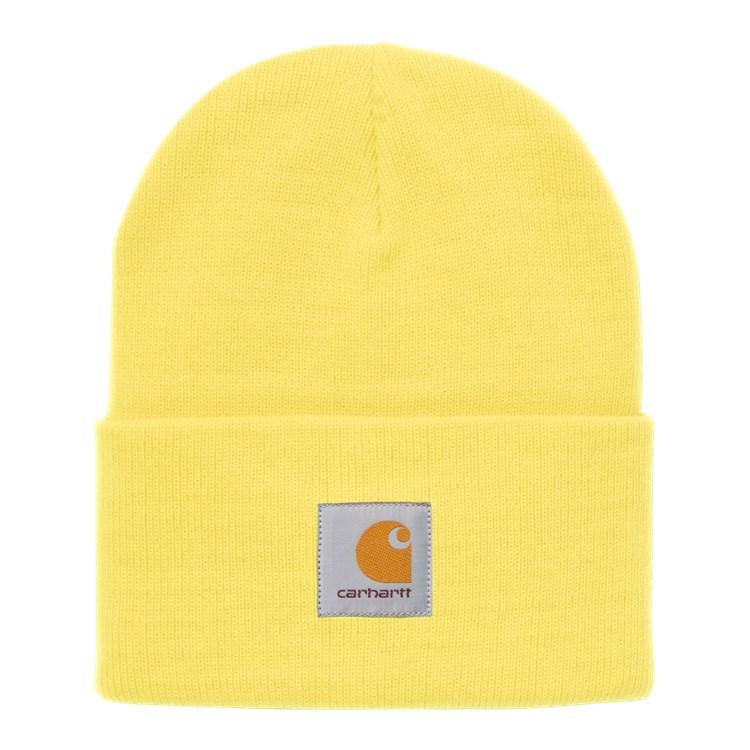 Carhartt WIP Acrylic Watch Hat Limoncello