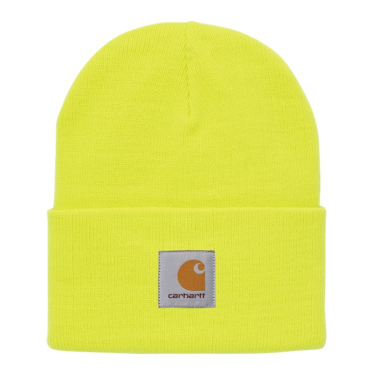 Carhartt WIP Acrylic Watch Hat Limeade